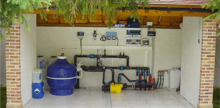 Installation surpresseur euro piscine services for Surpresseur piscine